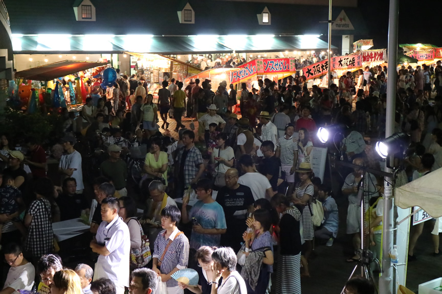 松葉町ふるさと祭り2015